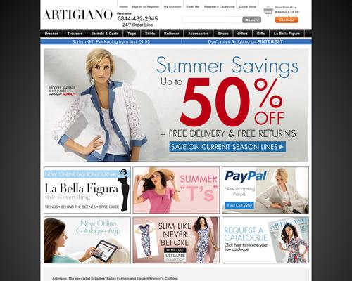 www.artigiano.co.uk