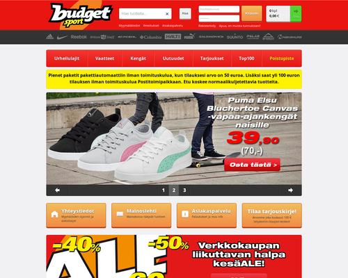 www.budgetsport.fi