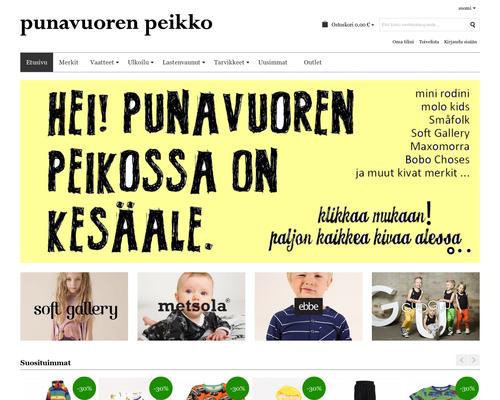 punavuorenpeikko.fi
