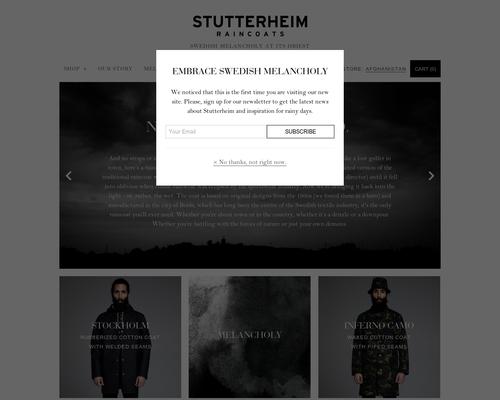 stutterheim.com