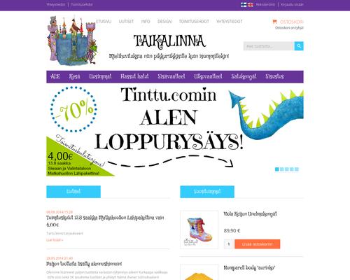 www.taikalinna.com