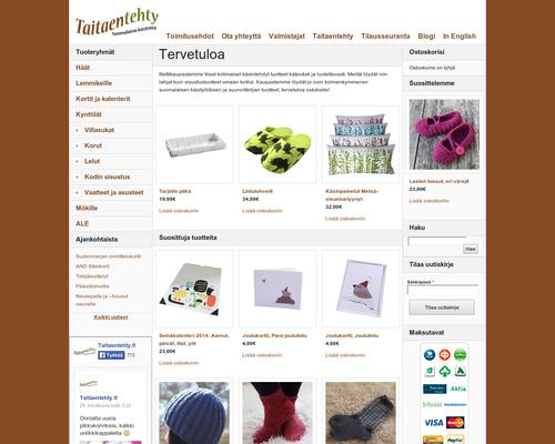 www.taitaentehty.fi