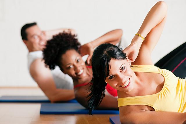Kehonkoostumuksen mittaaminen antaa uutta intoa liikuntaharrastukseen (Kuva: Vic CC BY 2.0)